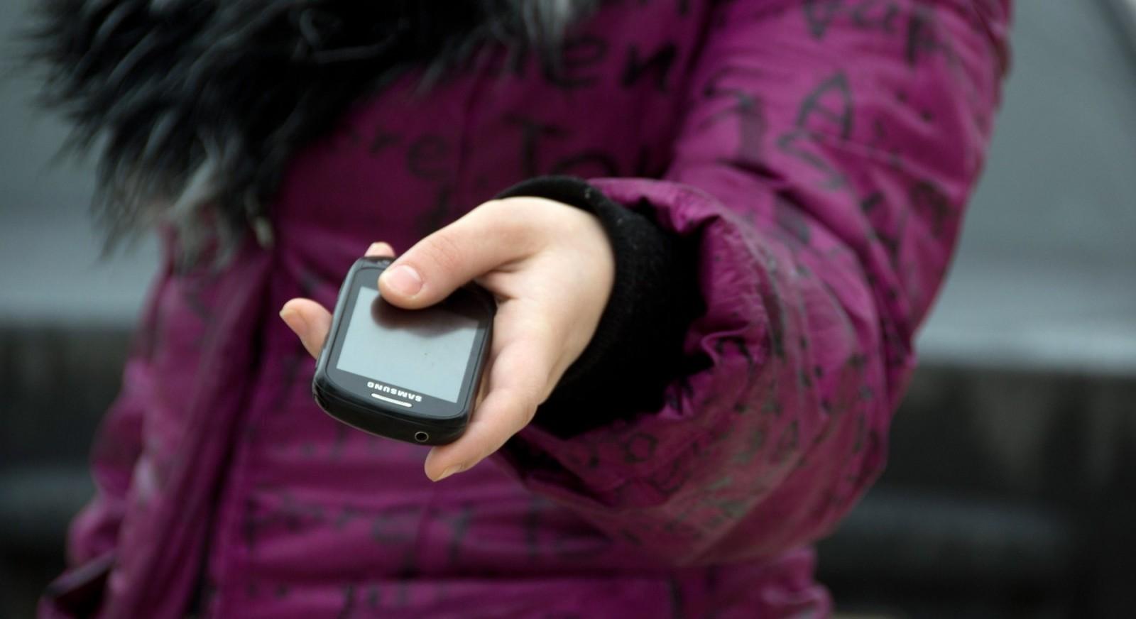 фото найденных мобилок цвета органично